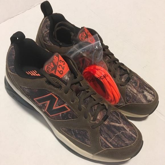 oferować rabaty ładne buty świetne okazje 2017 Men's New Balance Training 623 Camo shoes New NWT